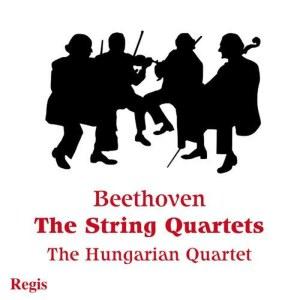 Album Beethoven: String Quartets from Hungarian String Quartet