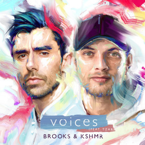 Brooks的專輯Voices (feat. TZAR)