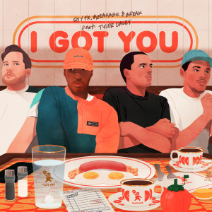 Shy Fx的專輯I Got You (feat. Break & Tyler Daley)