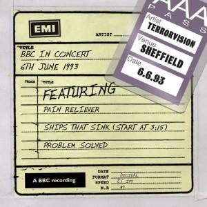 Album BBC In Concert [6th June 1993] from Terrorvision