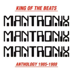 Album King of the Beats (Anthology 1985-1988) from Mantronix