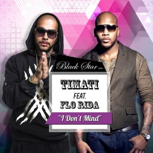 Album I Don't Mind from Timati