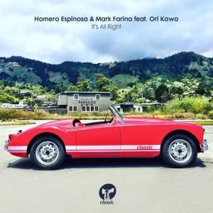 Album It's All Right (feat. Ori Kawa) from Homero Espinosa