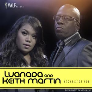 Album Because of You from Keith Martin
