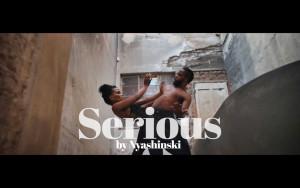 Album Serious from Nyashinski