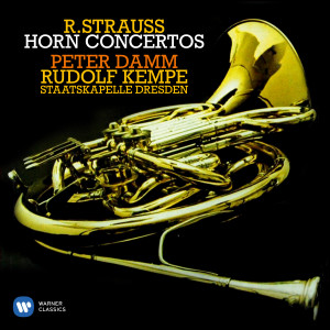 Album Strauss, R: Horn Concertos from Rudolf Kempe