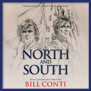 Album North And South from Bill Conti