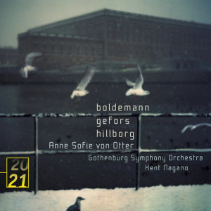 Album Boldemann / Gefors / Hillborg from Gothenburg Symphony Orchestra