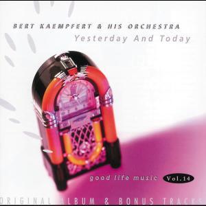 Yesterday And Today 1997 Bert Kaempfert And His Orchestra