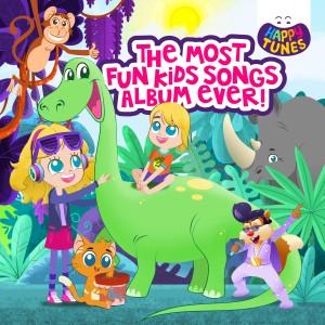 Happy Tunes的專輯The Most Fun Kids Songs Album Ever