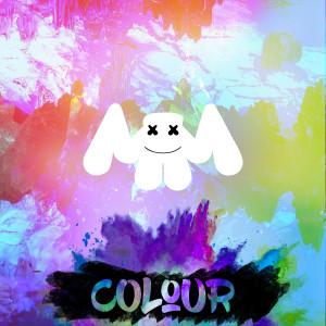 Album Colour from Marshmello