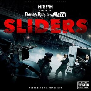 Album Sliders (feat. Philthy Rich & Mozzy) from Hyph