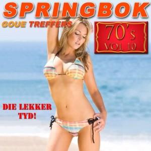 Album Springbok Goue Treffers, Vol. 10 from Springbok Speelers