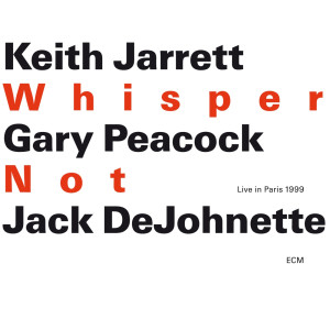 Album Whisper Not from Keith Jarrett&Charlie Haden