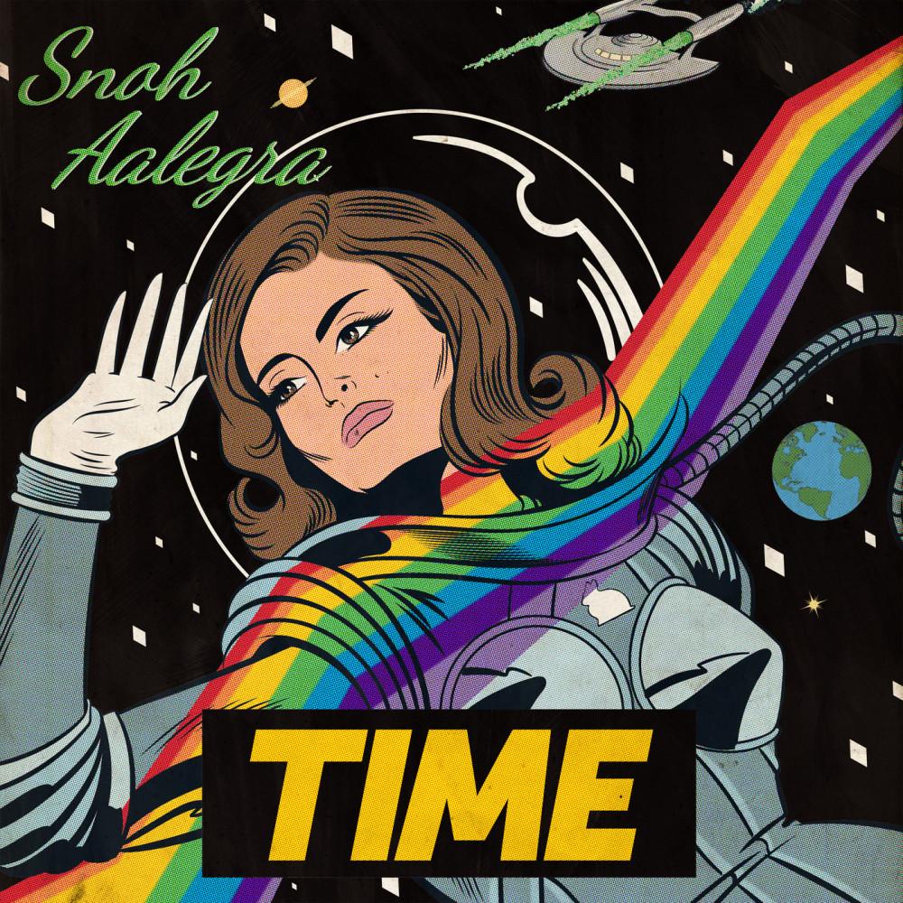 Time 2017 Snoh Aalegra