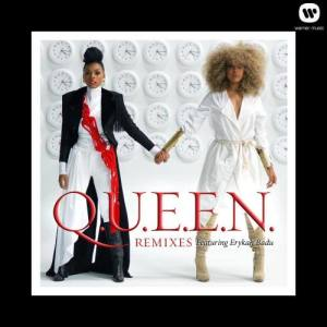 Listen to Q.U.E.E.N. (feat. Erykah Badu) [The FatRat Remix] song with lyrics from Erykah Badu