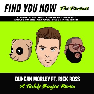 Listen to Find You Now song with lyrics from Duncan Morley