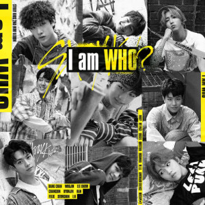 Album I am WHO from Stray Kids