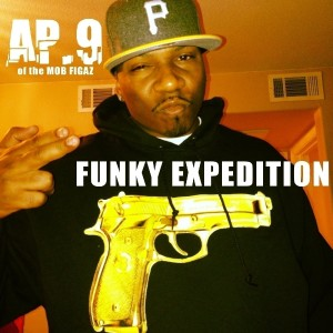 Album Funky Expedition - Single from AP.9