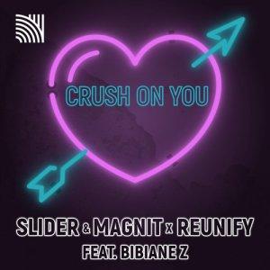 Album Crush on You from Bibiane Z