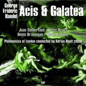 Album George Frideric Handel: Acis & Galatea (1959), Volume 1 from Owen Brannigan