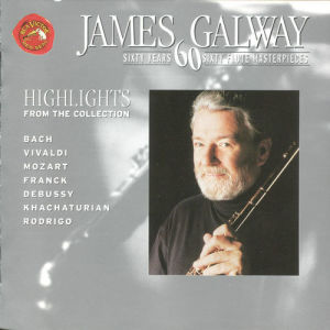 James Galway的專輯Sixty Years Sixty Flute Masterpieces (Highlights)
