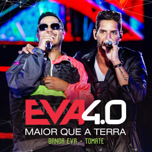 Album Maior Que A Terra from Banda Eva