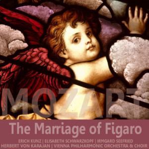 Irmgard Seefried的專輯Mozart: The Marriage of Figaro