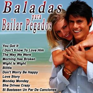 Album Baladas Para Bailar Pegados from The Romantics