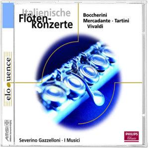 Album Italienische  FlA?tenkonzerte from Maria Teresa Garatti