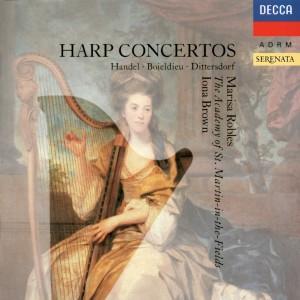 Iona Brown的專輯Harp Concertos