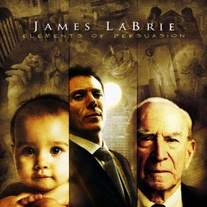 Album Elements of Persuasion from James Labrie