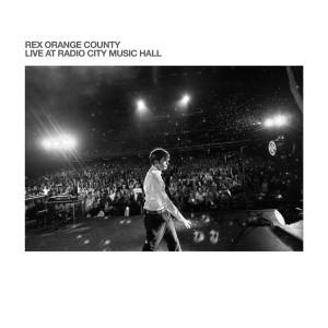 Album Live at Radio City Music Hall from Rex Orange County