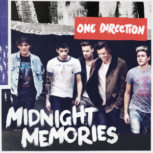 Album Midnight Memories from One Direction