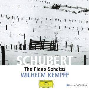 Wilhelm Kempff的專輯Schubert: The Piano Sonatas