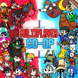 Album Multiplayer II: Co-Op from Various Artists