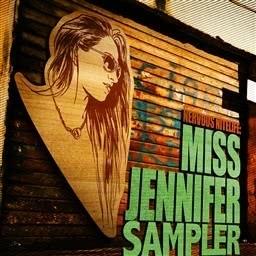 Album Nervous Nitelife: Miss Jennifer - Sampler from Miss Jennifer