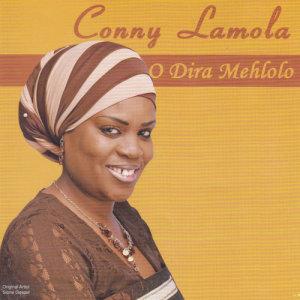 Album O Dira Mehlolo from Conny Lamola