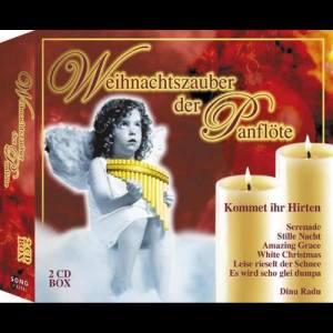 Album Weihnachtszauber Der Panflöte from Dinu Radu
