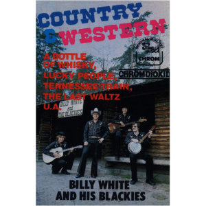 Album Billy White and His Blackies from Billy White