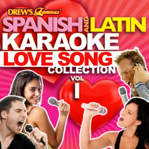 The Hit Crew的專輯Spanish And Latin Karaoke Love Song Collection, Vol. 1