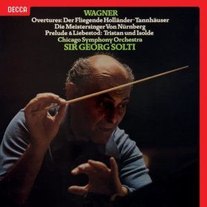 Album Wagner: Overtures & Preludes from Sir Georg Solti
