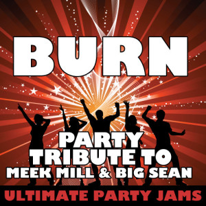 Ultimate Party Jams的專輯Burn (Party Tribute to Meek Mill & Big Sean)