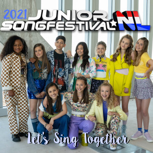 Album Let's Sing Together from Junior Songfestival