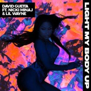 David Guetta的專輯Light My Body Up (feat. Nicki Minaj & Lil Wayne)