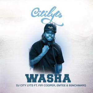 Album Washa from DJ Citi Lyts