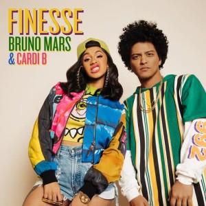Bruno Mars的專輯Finesse (feat. Cardi B) (Remix)