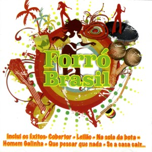 Album Forró Brasil from The Hitmakers