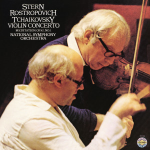Album Tchaikovsky: Violin Concerto & Méditation from Isaac Stern