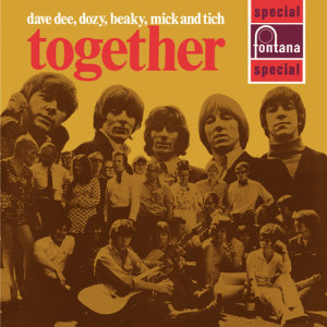 Album Together from Dave Dee, Dozy, Beaky, Mick & Tich